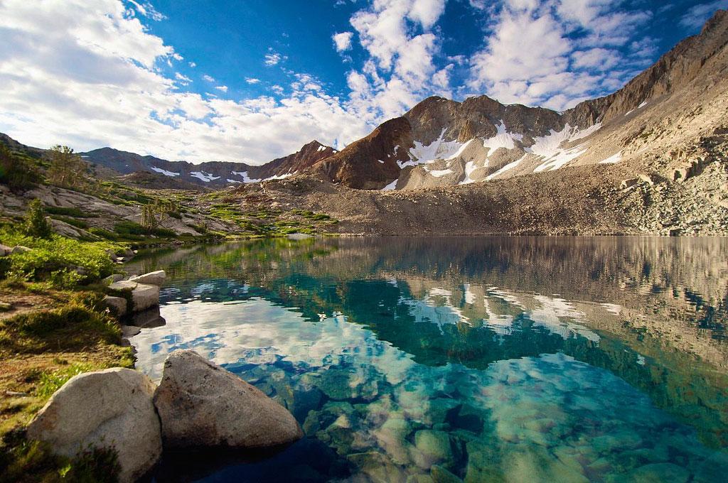 Озеро Марджори, Калифорния, США