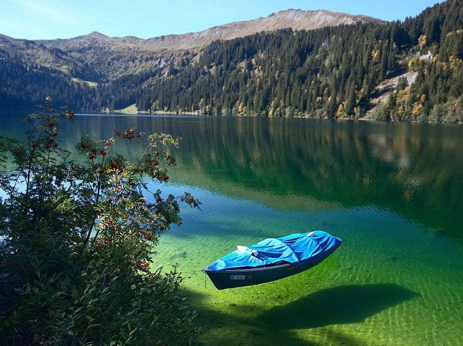 Озеро Кёнигзее, Германия