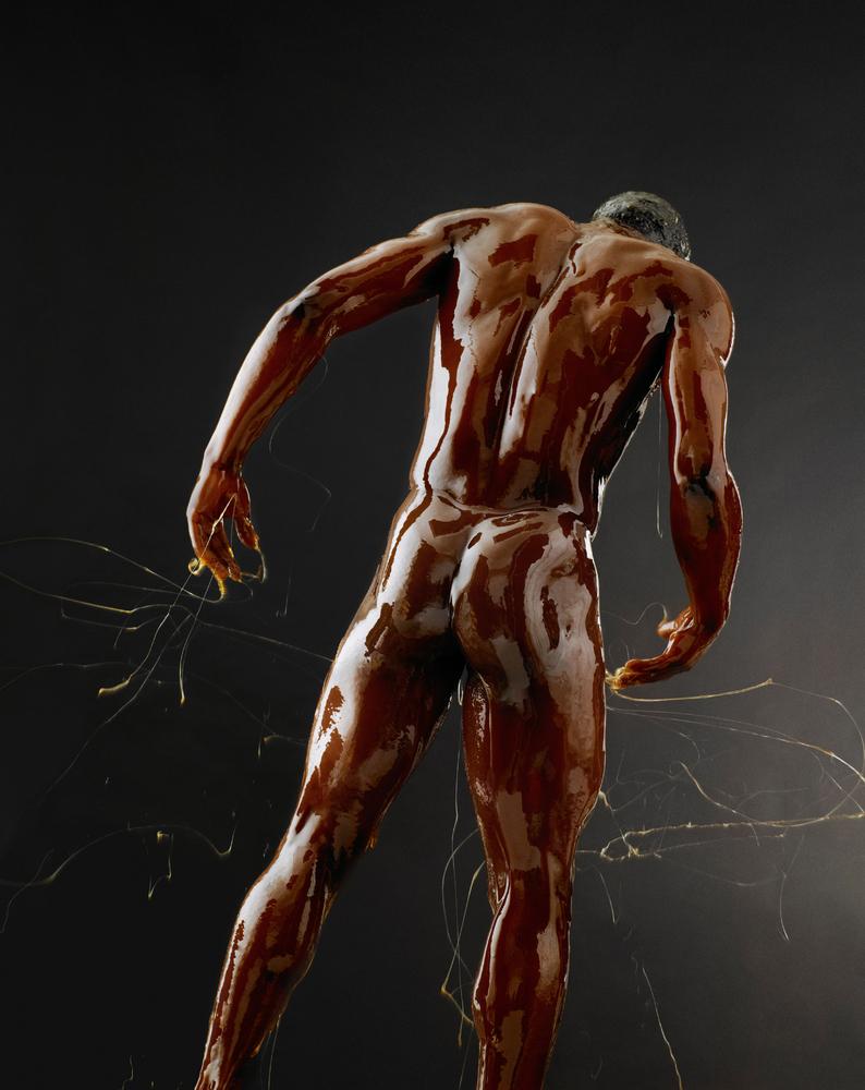Обнаженное Тело Человека