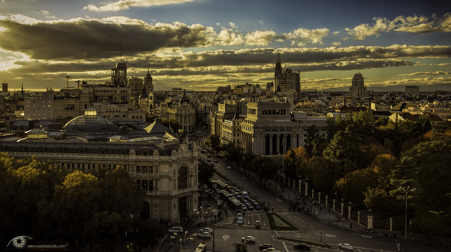 Мадрид, Испания