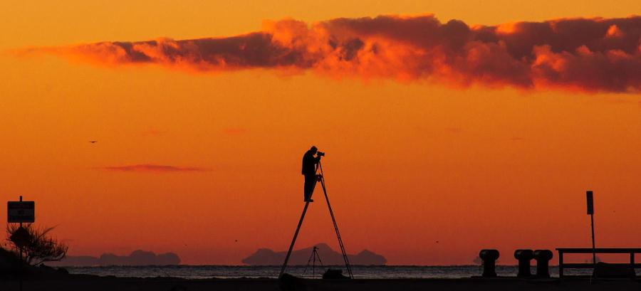 Эти фотографы идут на всё, чтобы сделать удачный кадр