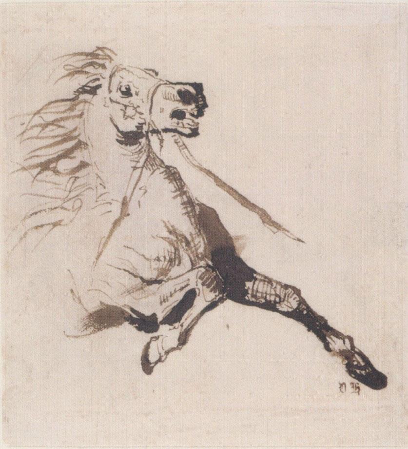 14-Виктор Гюго не только знаменитый писатель, но и талантливый художник