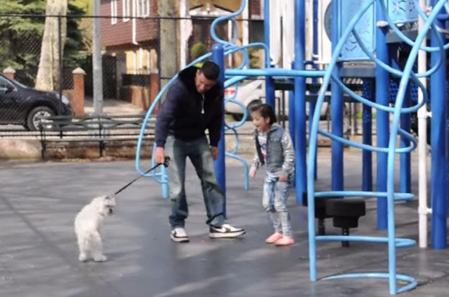 Шокирующий социальный эксперимент показал, как легко незнакомец может похитить ребёнка-2