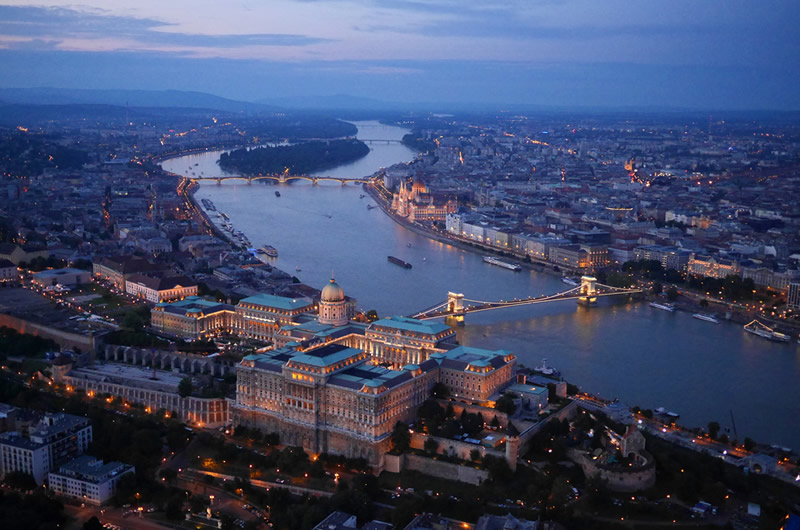 Будайская крепость (замок Буда), Будапешт, Венгрия