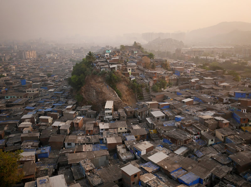 «Hill 3» в Мумбаи, Индия