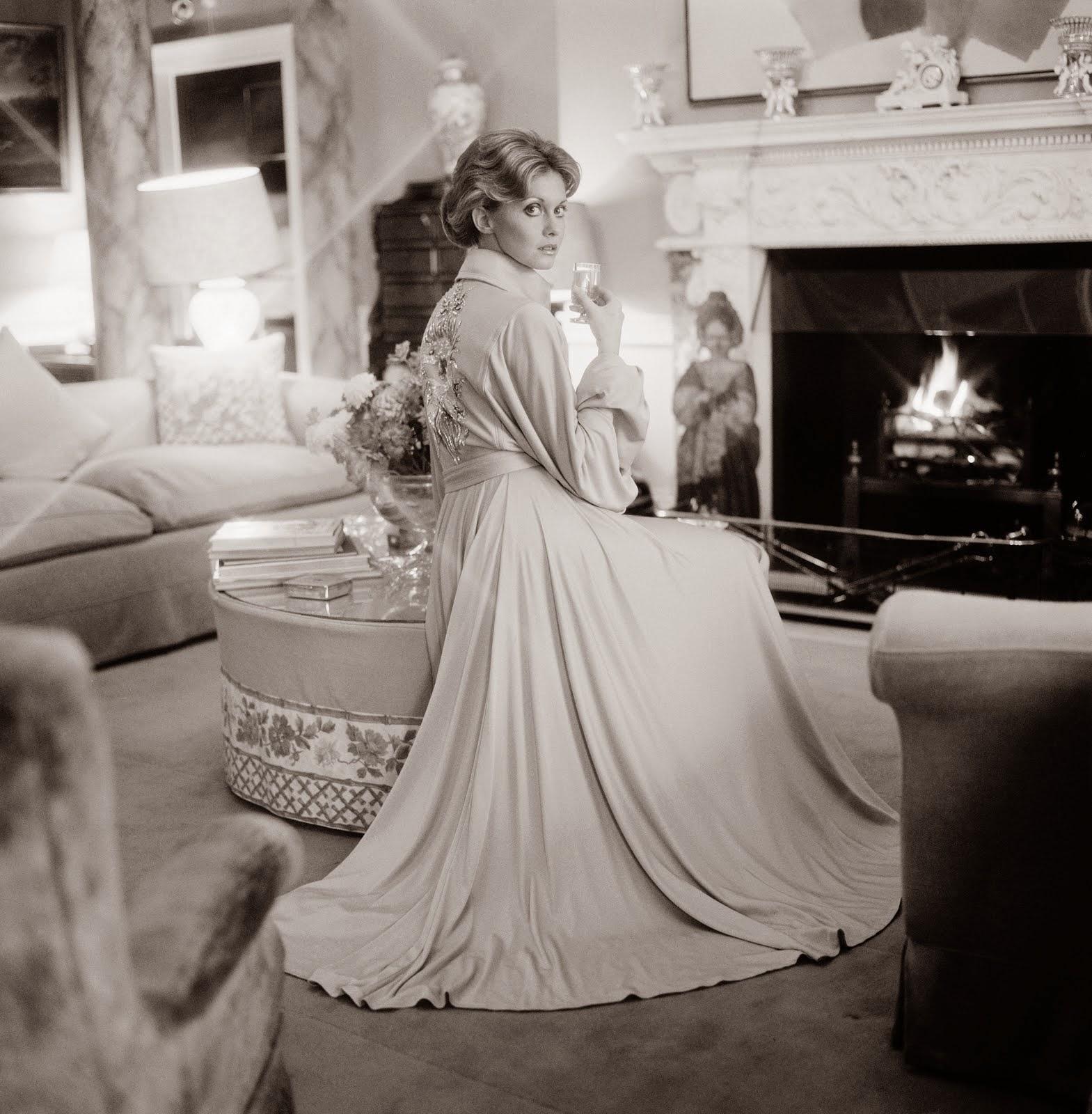Блестящие фотоснимки английского графа и знаменитого фотографа Патрика Личфилда
