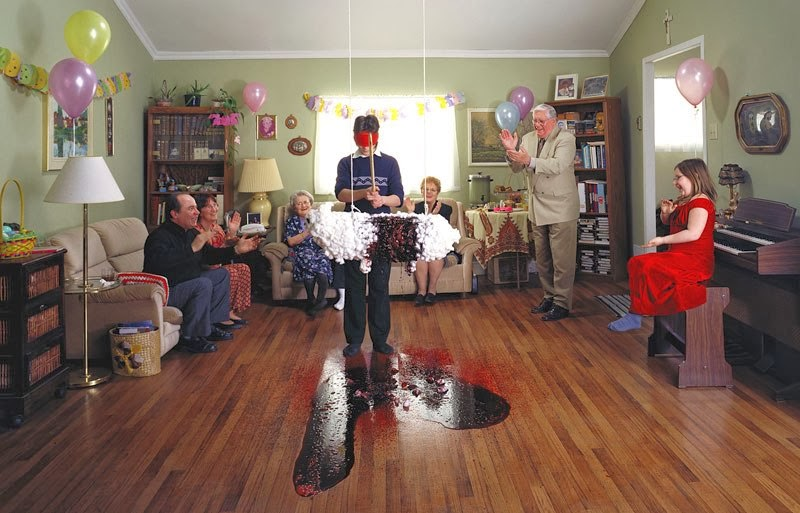 Драматические и зловещие файн-арт фотографии братьев Карлоса и Джейсона Санчес