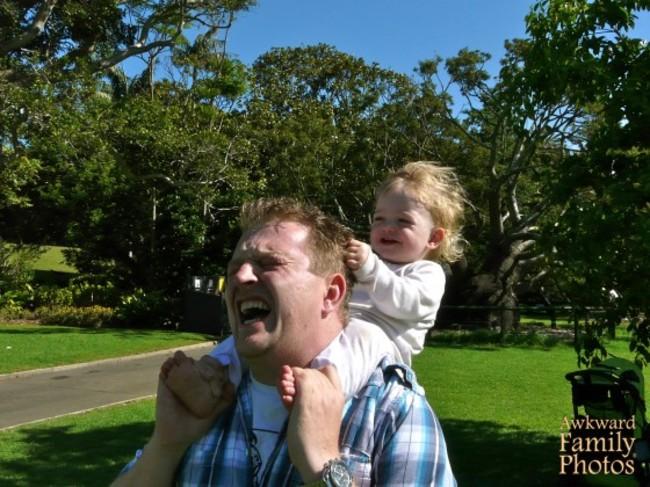 papy i deti smeshnye fotografii 22