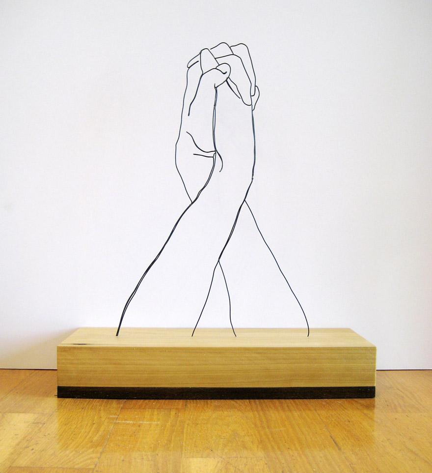 Фигура человека своими руками