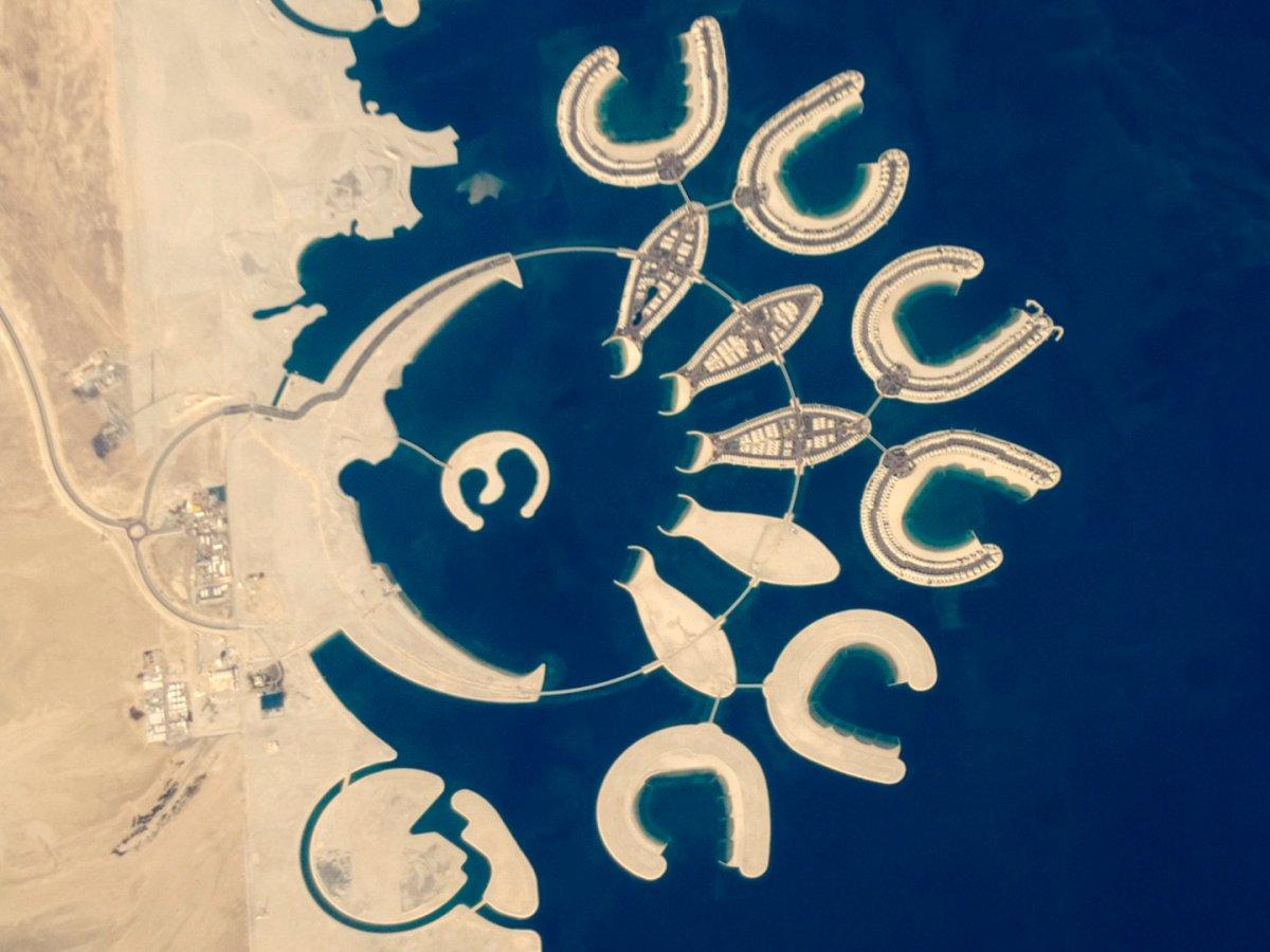 Потрясающие снимки Земли из космоса, в которых можно прочитать буквы алфавита