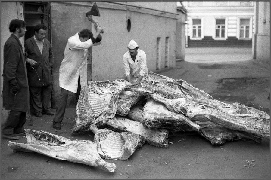 sovetskaya fotografiya Vladimira Sokolaeva 1