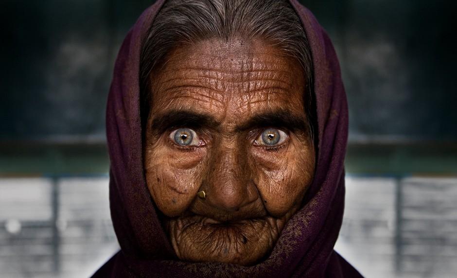Люди из разных уголков мира от фотографа Алессандро Бергамини - 10