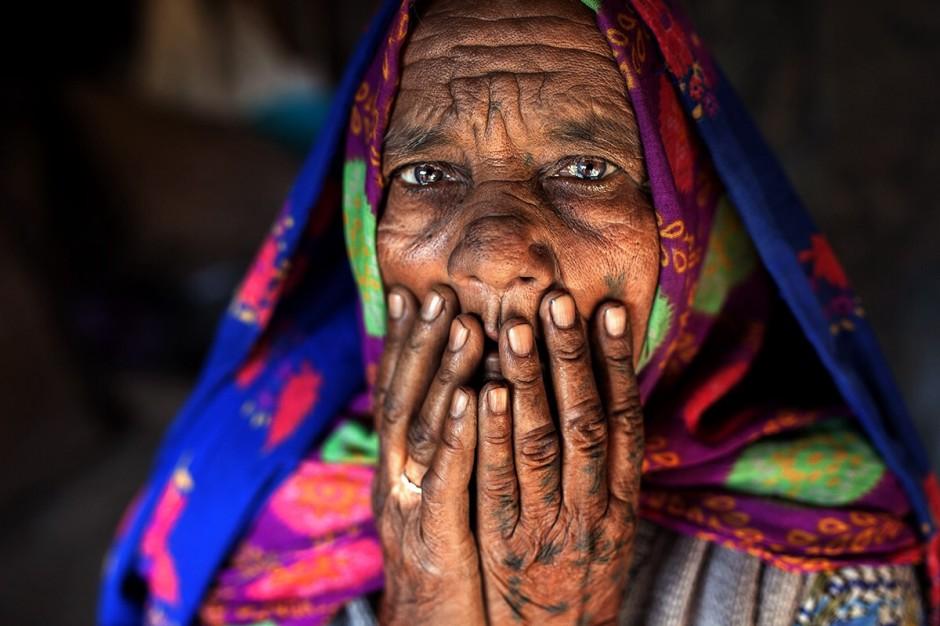 Люди из разных уголков мира от фотографа Алессандро Бергамини - 14