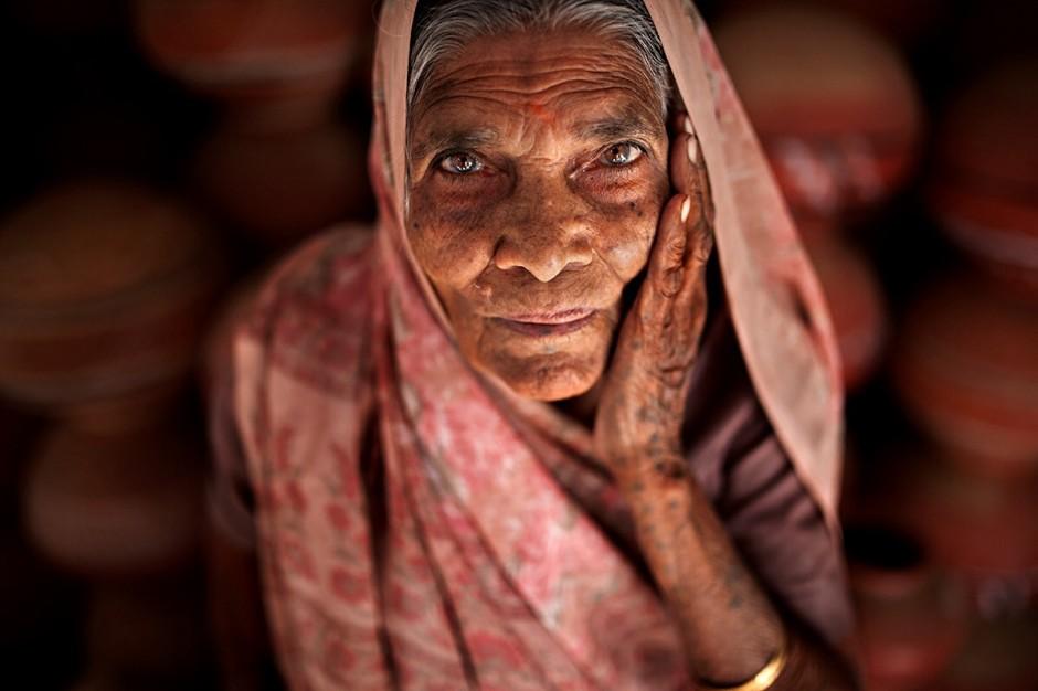 Люди из разных уголков мира от фотографа Алессандро Бергамини - 15
