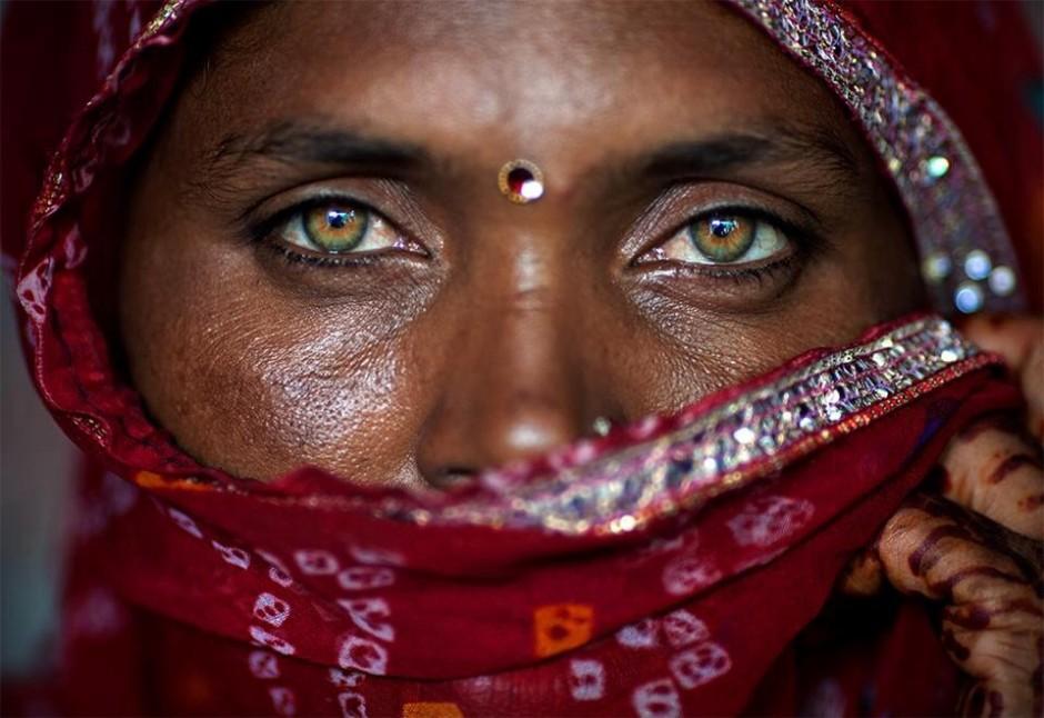Люди из разных уголков мира от фотографа Алессандро Бергамини - 19