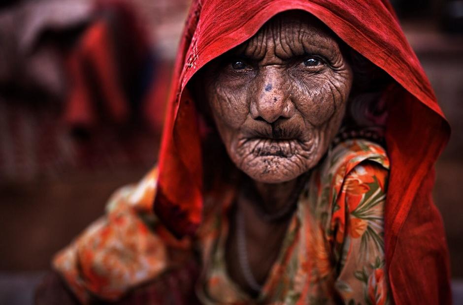 Люди из разных уголков мира от фотографа Алессандро Бергамини - 2
