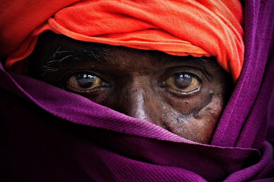 Люди из разных уголков мира от фотографа Алессандро Бергамини - 22