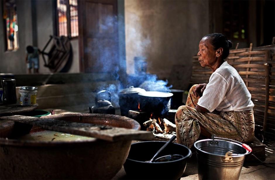 Люди из разных уголков мира от фотографа Алессандро Бергамини - 24