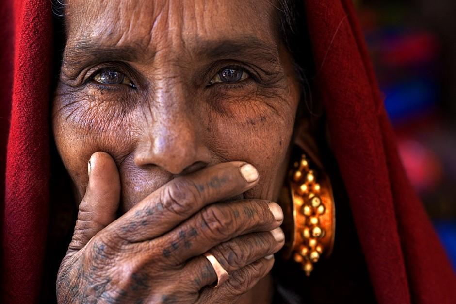 Люди из разных уголков мира от фотографа Алессандро Бергамини - 27