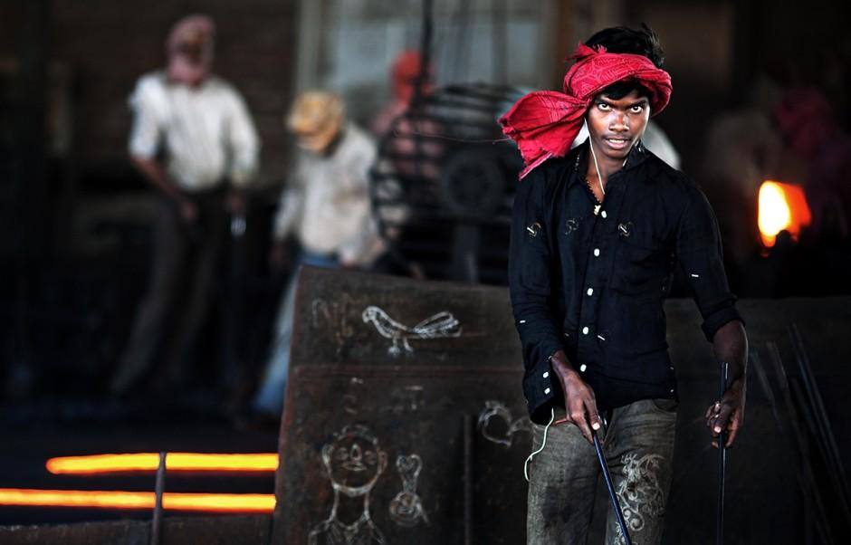 Люди из разных уголков мира от фотографа Алессандро Бергамини - 28