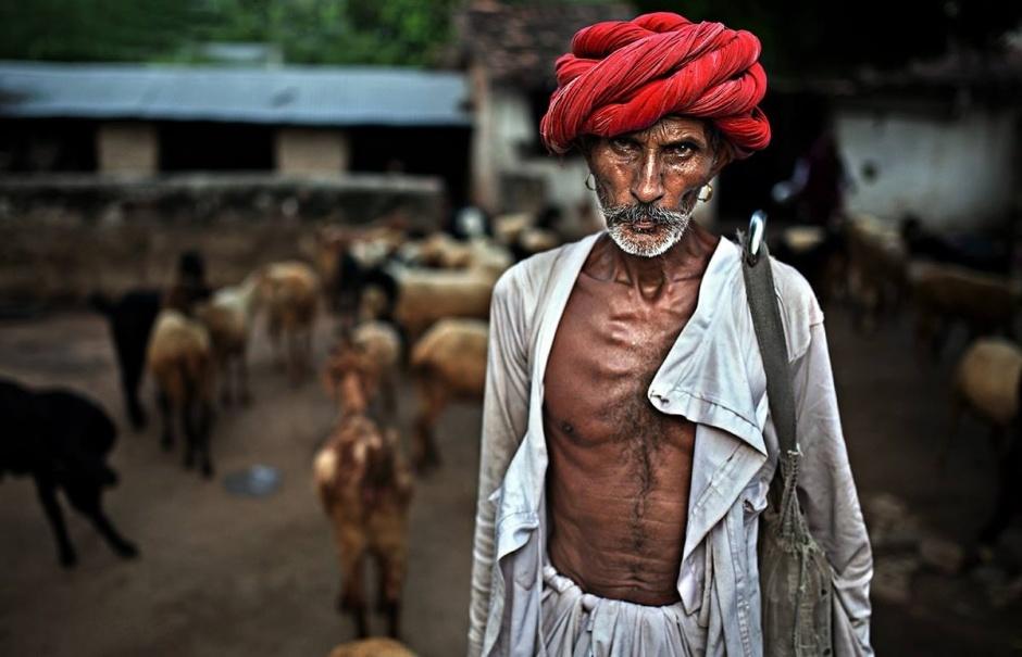 Люди из разных уголков мира от фотографа Алессандро Бергамини - 3