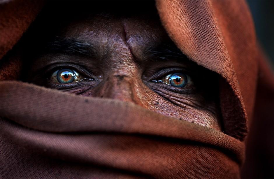 Люди из разных уголков мира от фотографа Алессандро Бергамини - 30