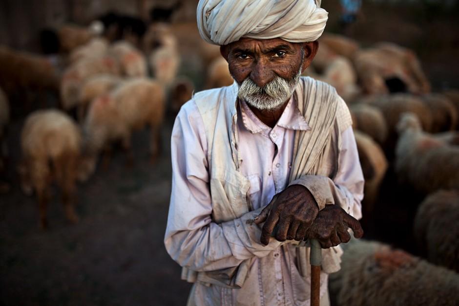 Люди из разных уголков мира от фотографа Алессандро Бергамини - 31
