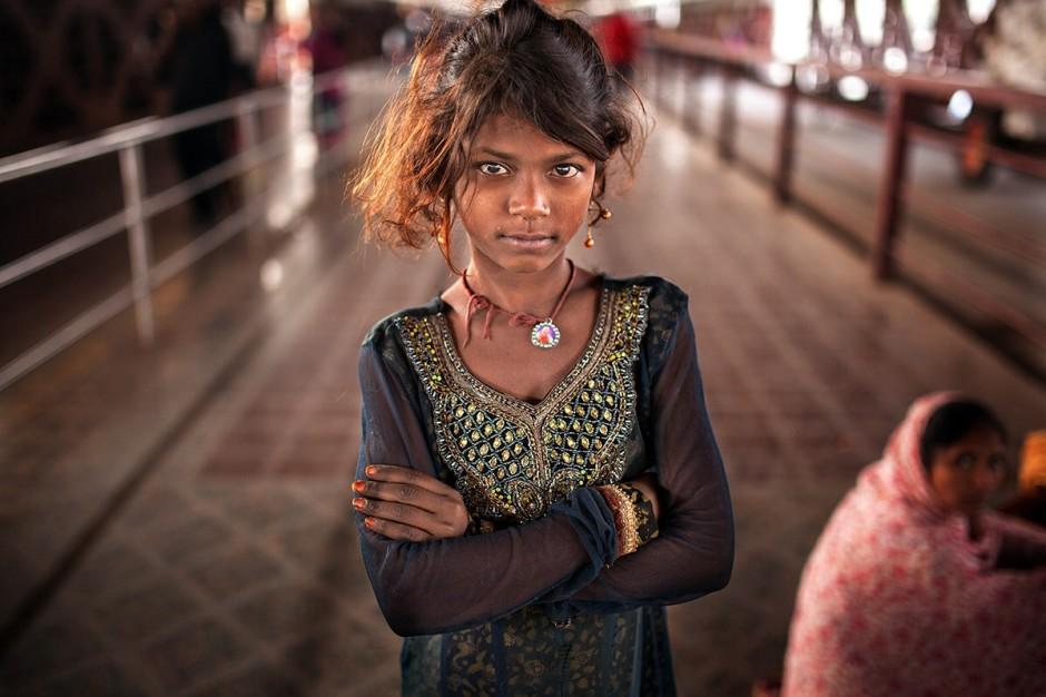 Люди из разных уголков мира от фотографа Алессандро Бергамини - 32