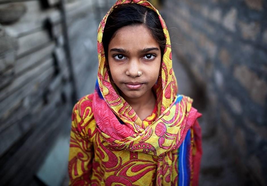 Люди из разных уголков мира от фотографа Алессандро Бергамини - 36