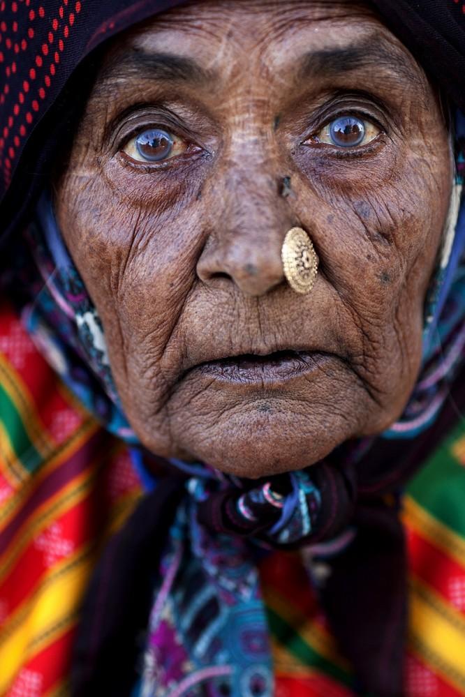 Люди из разных уголков мира от фотографа Алессандро Бергамини - 6