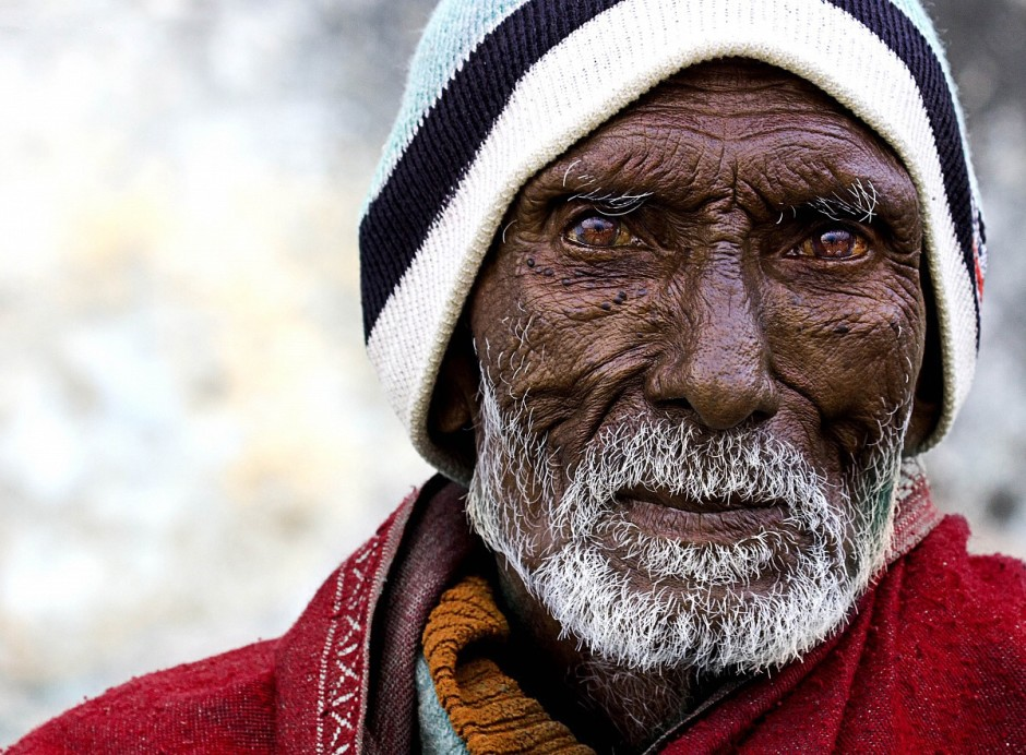 Люди из разных уголков мира от фотографа Алессандро Бергамини - 7