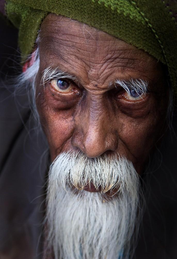 Люди из разных уголков мира от фотографа Алессандро Бергамини - 9