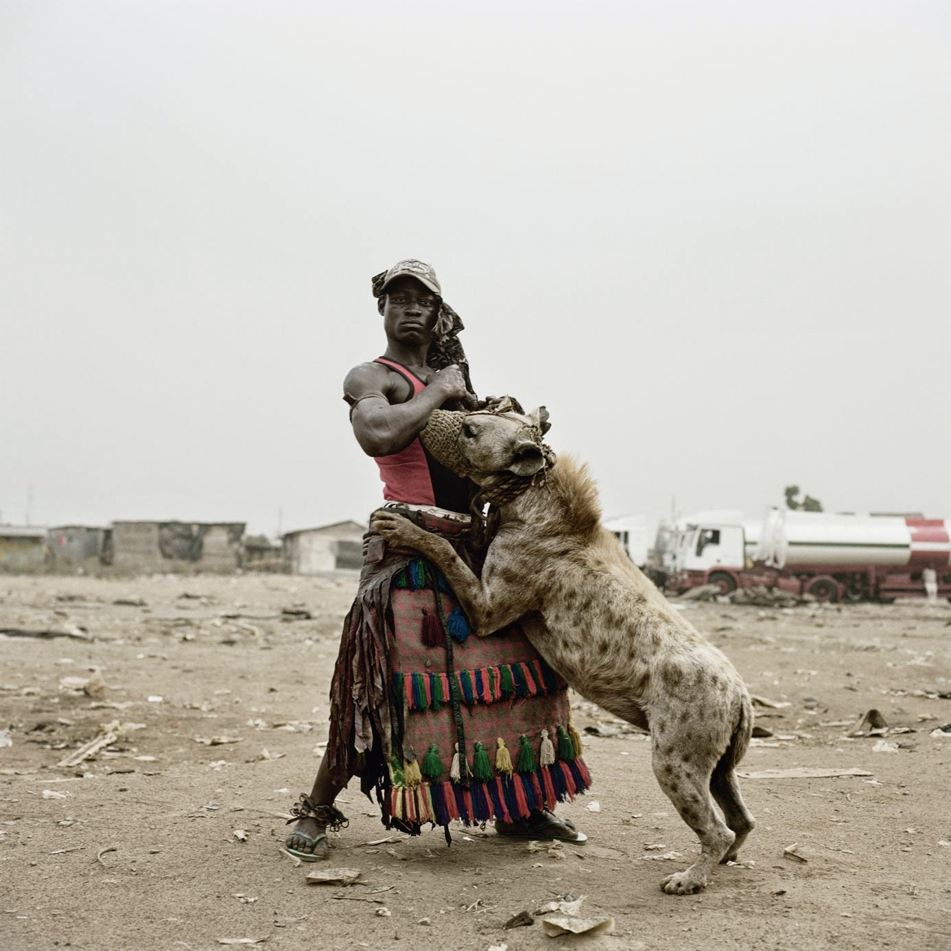 Портретная и документальная фотография Питера Хьюго - 1