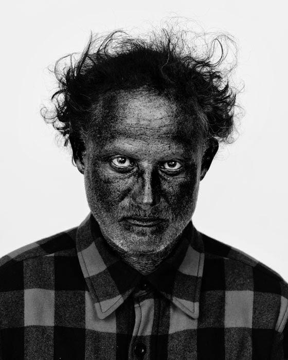 Портретная и документальная фотография Питера Хьюго - 11