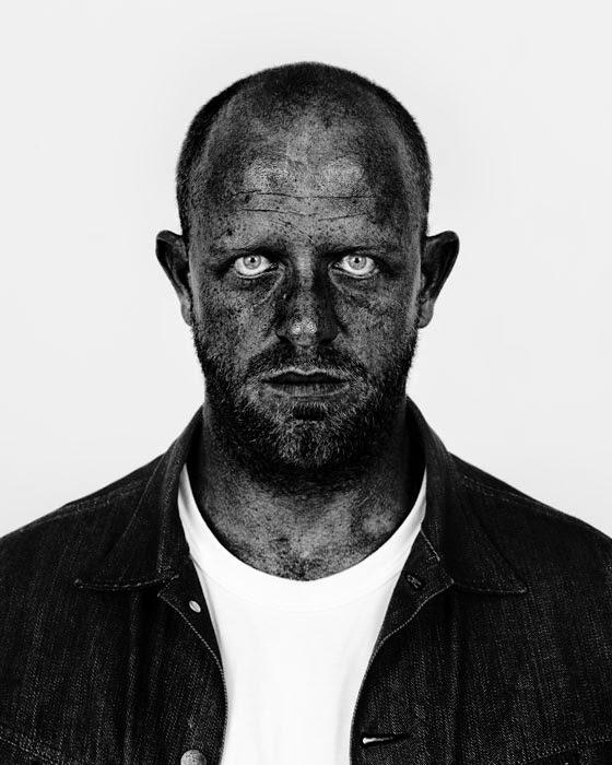 Портретная и документальная фотография Питера Хьюго - 12