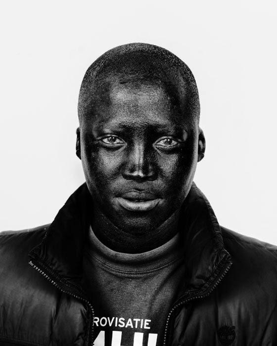 Портретная и документальная фотография Питера Хьюго - 16