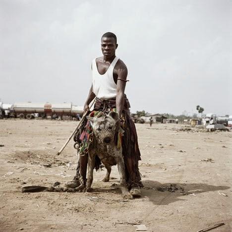 Портретная и документальная фотография Питера Хьюго - 18