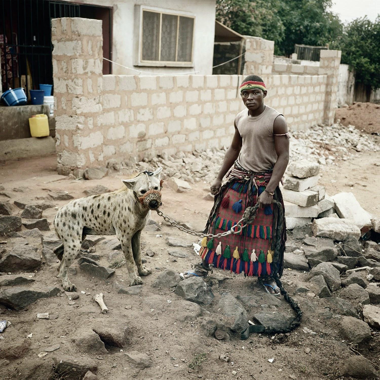 Портретная и документальная фотография Питера Хьюго - 21