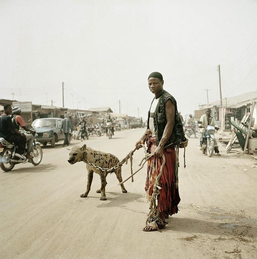 Портретная и документальная фотография Питера Хьюго - 25