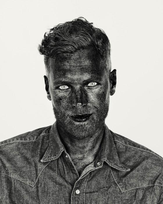 Портретная и документальная фотография Питера Хьюго - 3
