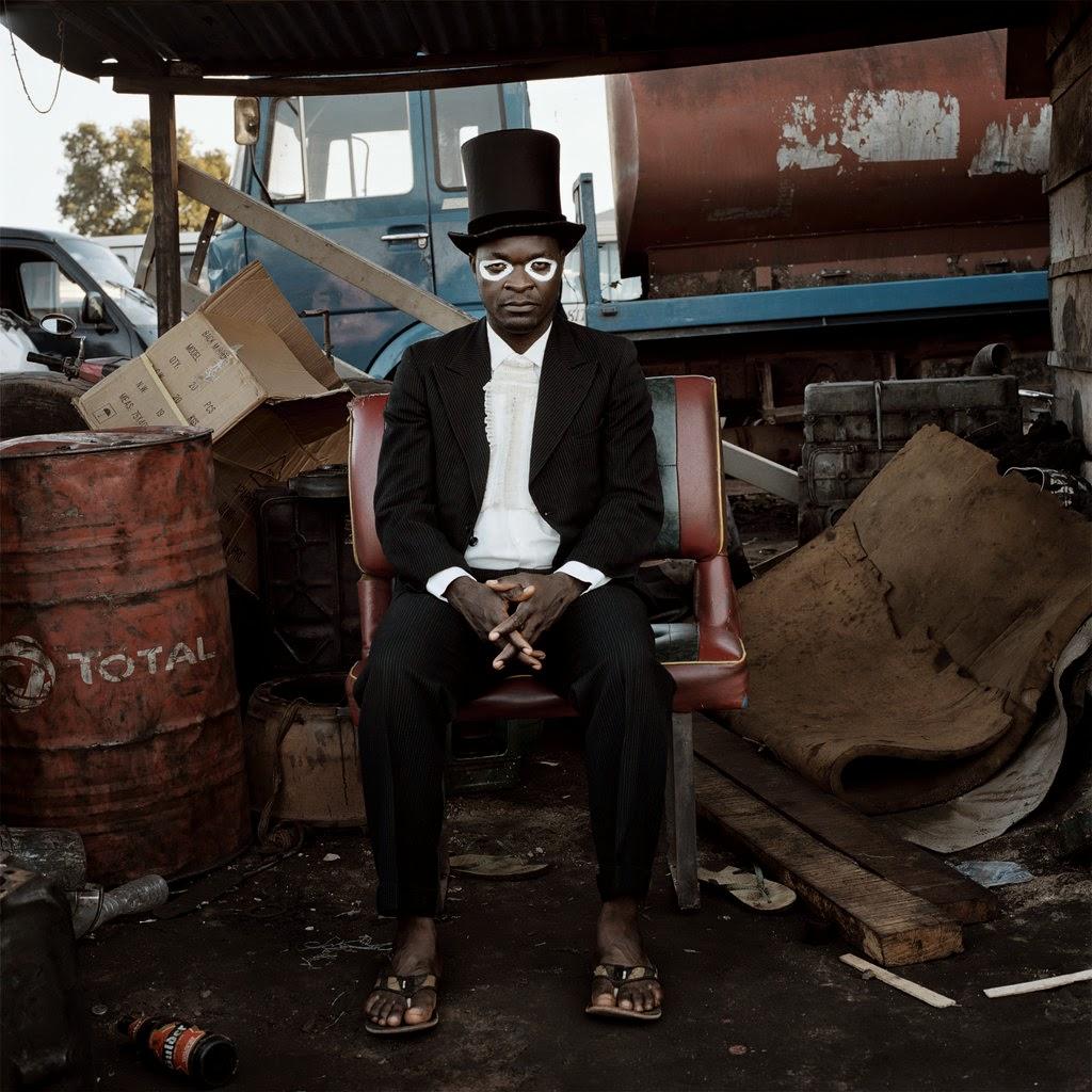 Портретная и документальная фотография Питера Хьюго - 32