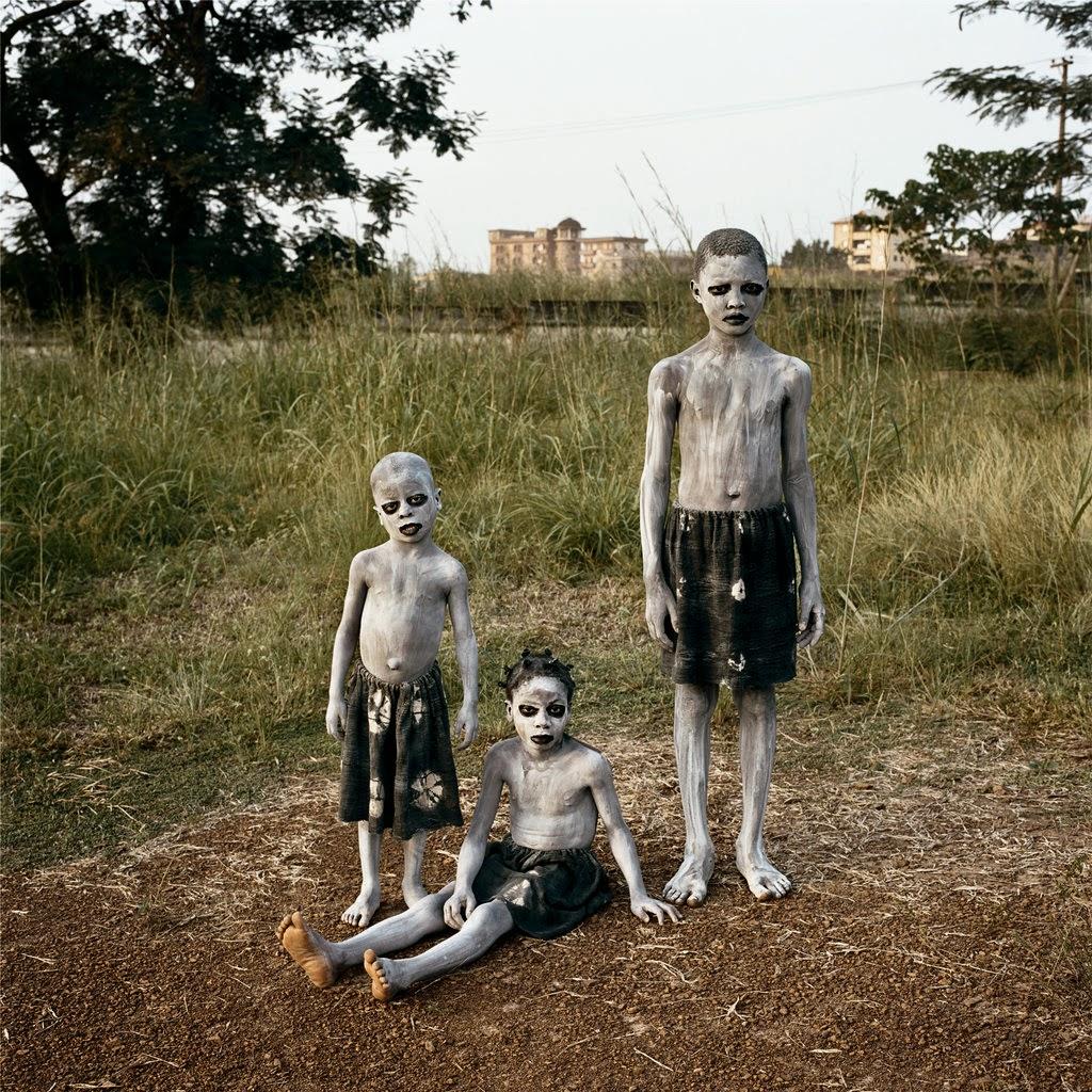 Портретная и документальная фотография Питера Хьюго - 35