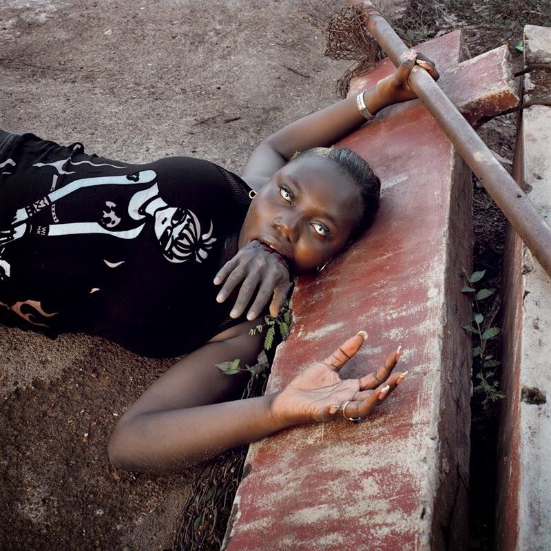 Портретная и документальная фотография Питера Хьюго - 38