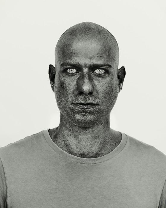 Портретная и документальная фотография Питера Хьюго - 4