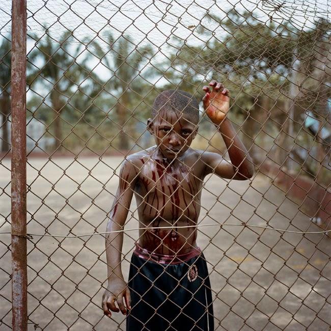 Портретная и документальная фотография Питера Хьюго - 41