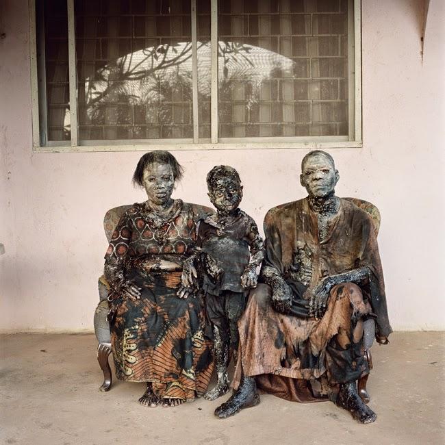 Портретная и документальная фотография Питера Хьюго - 42