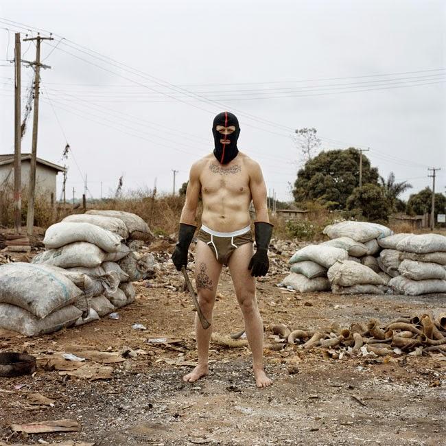 Портретная и документальная фотография Питера Хьюго - 46