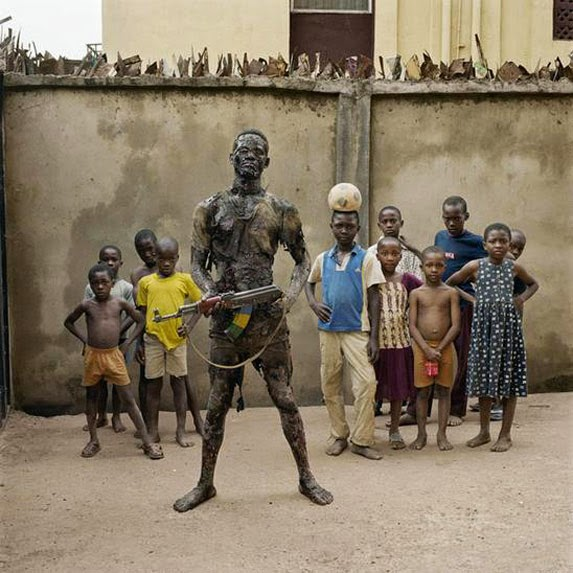 Портретная и документальная фотография Питера Хьюго - 47
