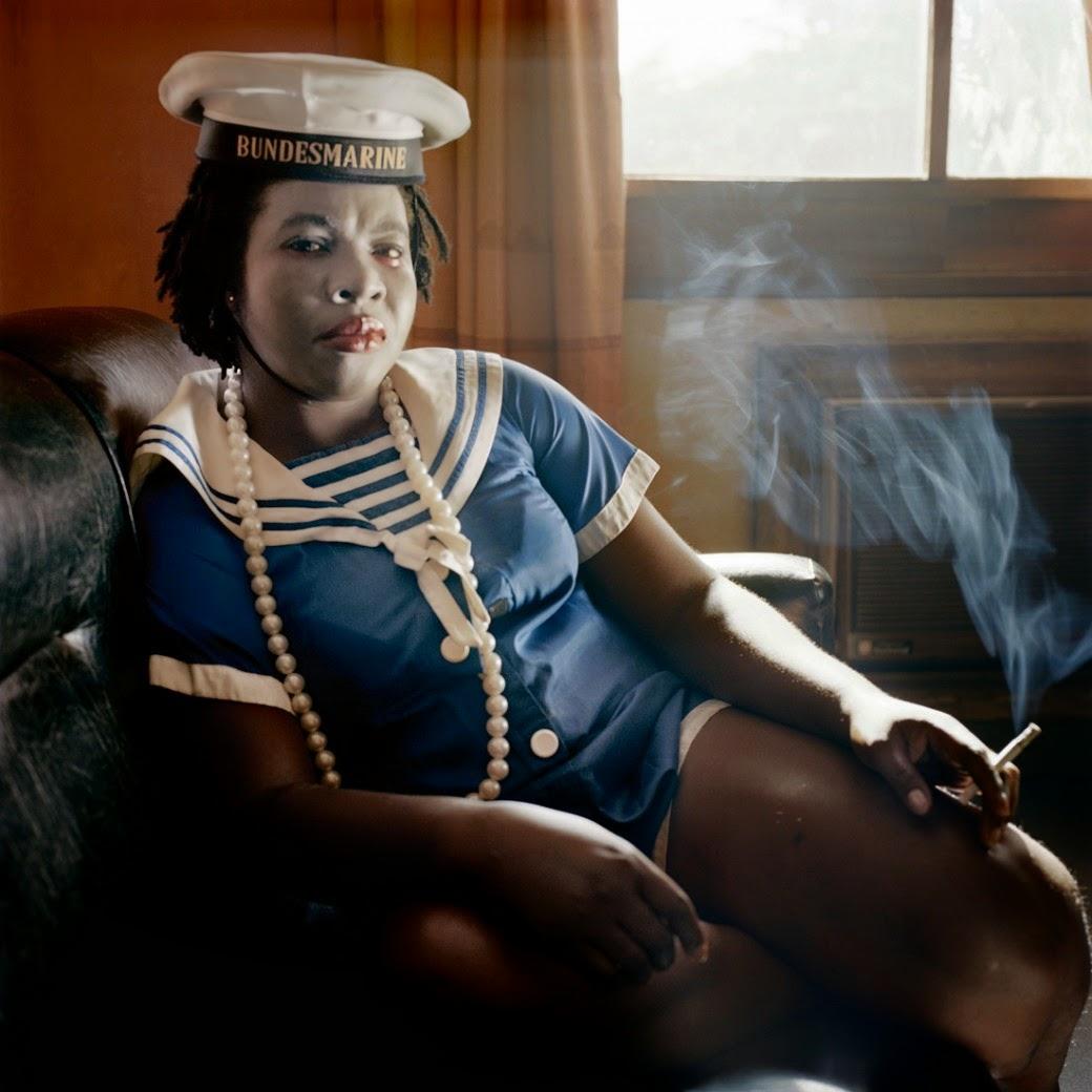 Портретная и документальная фотография Питера Хьюго - 48