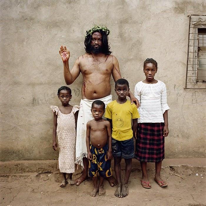 Портретная и документальная фотография Питера Хьюго - 51